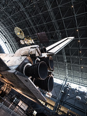 Space Shuttle Discovery - Udvar-Hazy Center National Air and Space Museum, Dulles Virginia
