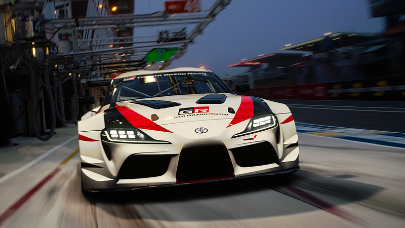 2018 Toyota GR SUPRA RACING CONCEPT car