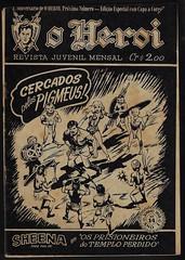 O Heroi Sepia Tone Brazil