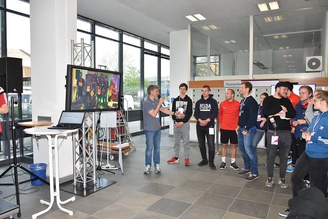 4. Hochhauslauf der Uni Kiel