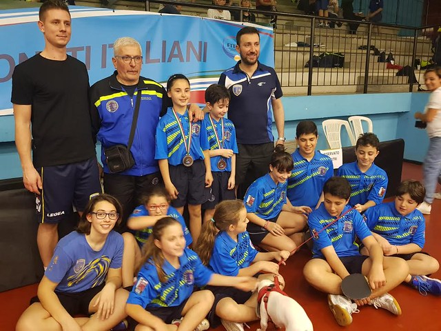 Tennis tavolo Casamassima