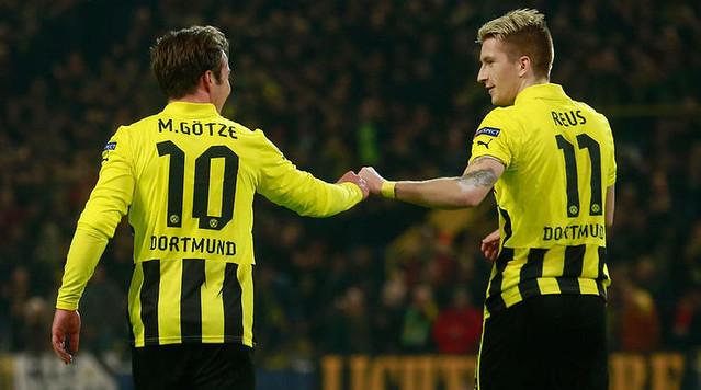 Borussia Dortmund Tanpa Marco Reus Saat DiBayern Munchen