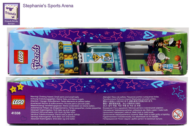 Heartlake Times Review 41338 Stephanies Sports Arena