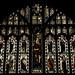 Tamworth, Staffordshire, St. Editha's, St. George's chapel, east window
