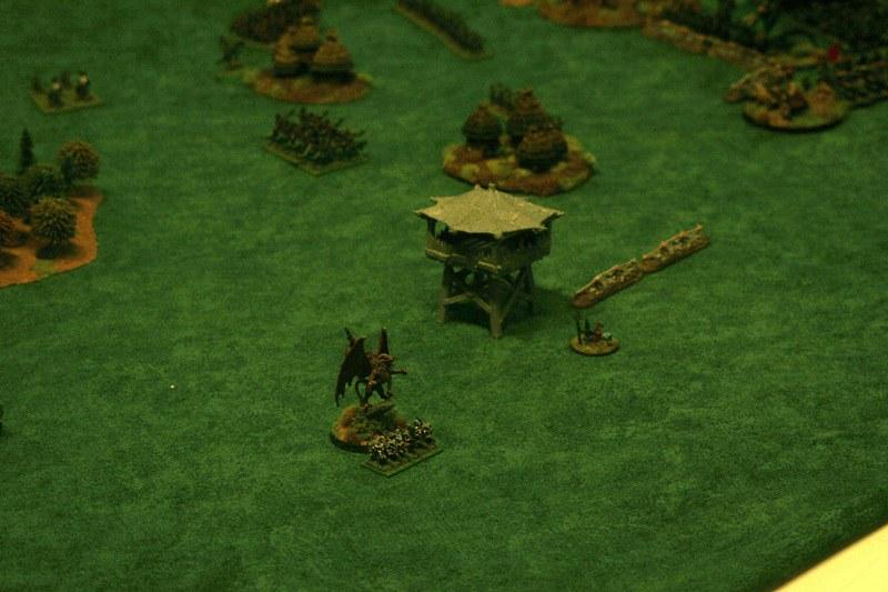 [1250 - Orcs & Gobs vs Elfes-Noirs] Attaque du village orc 26546482477_941733eaf3_c