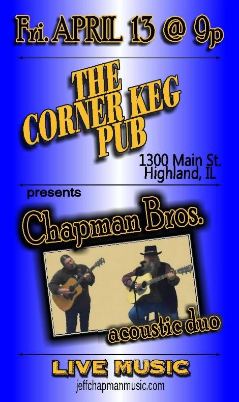 Chapman Bros 4-13-18