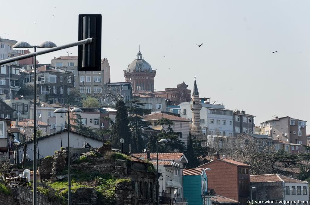 Стамбул, по дороге к Фетхие