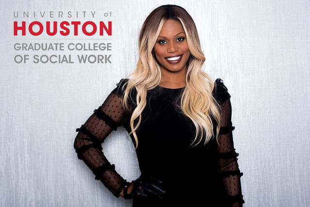 2018 Living the Vision Scholarship Luncheon with Laverne Cox