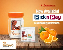 Kit Yamoyo Poster - Pick n Pay Supermarket