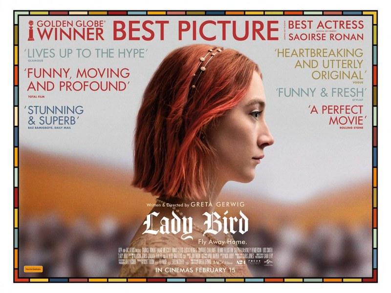 [REVIEW FILM] LADY BIRD: Lelucon Gelap Si Gadis Remaja.