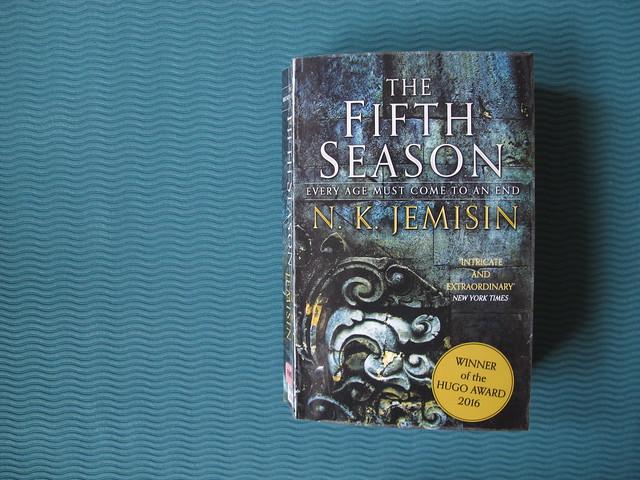 the fifth season (the broken earth 1) by n.k. jemisin