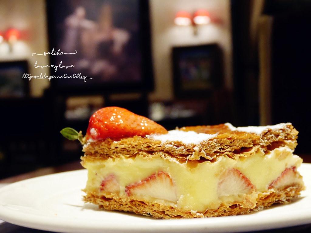 台北東區圓環咖啡館下午茶paul仁愛店甜點蛋糕 (5)