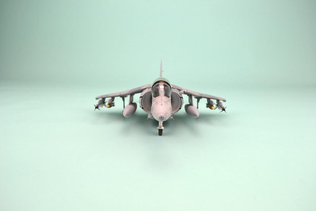 Desert Storm   1/48 McDonnell Douglas AV-8B Harrier II USMC