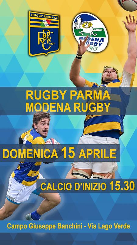 RPFC vs Modena Rugby (Federico Uriati)