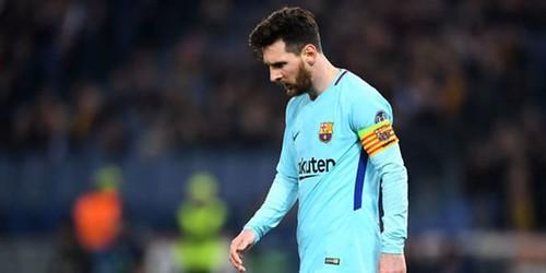 Lionel Messi Kembali Gagal Mencetak Gol Perempat-Final Liga Champions