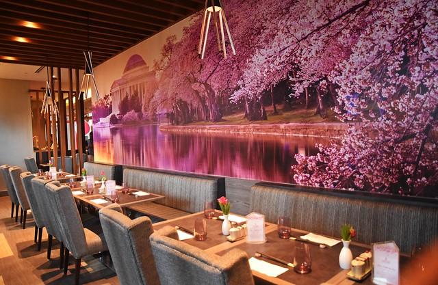 Bai Hotel Cebu - Ume - Interior Cherry Blossom