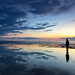 Reflecting Man.......