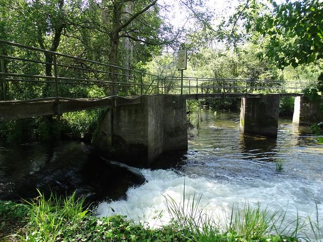 Puente río Grande Camariñas