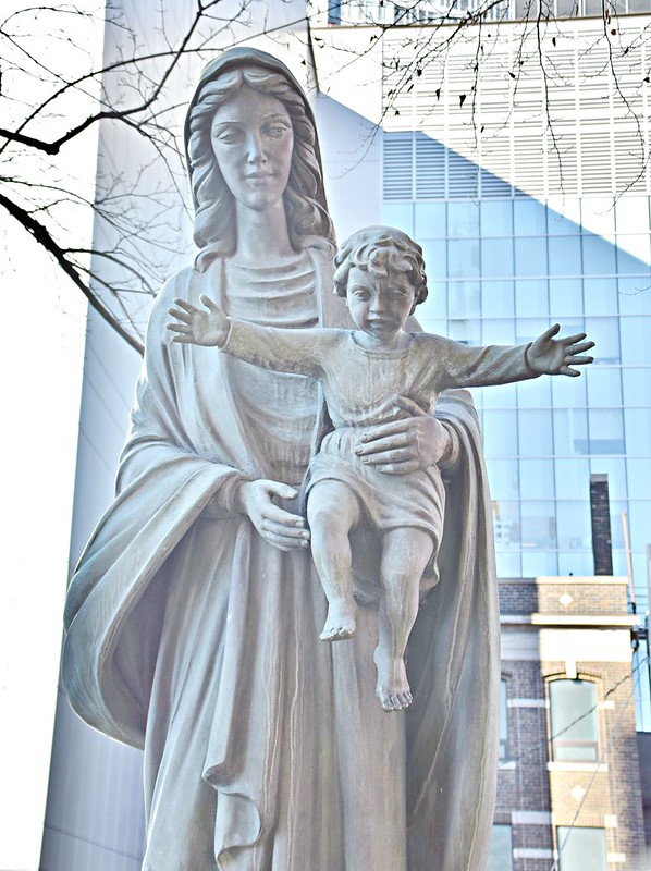 Marian Year 1987-1988, St. Michael's Cathedral Basilica, Toronto, ON
