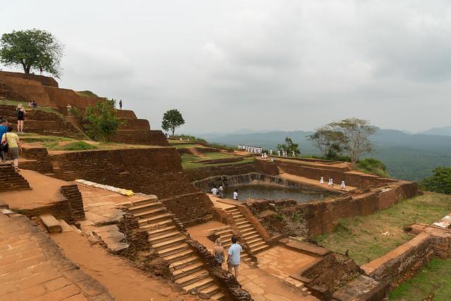 Sigiriya-Palace