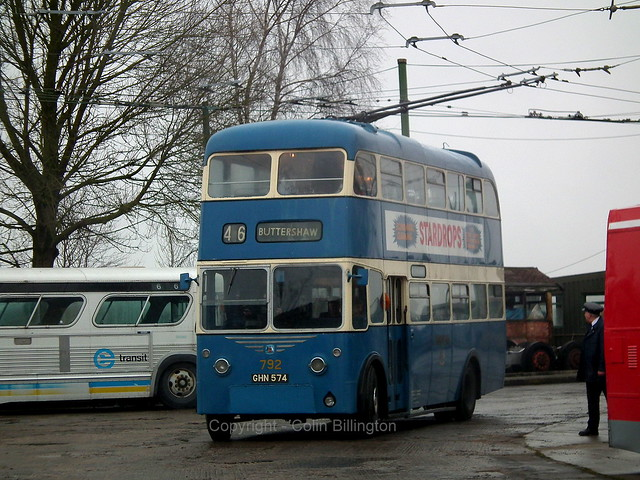 Bradford 792 - 1944 Karrier W East Lancs GHN574 $<