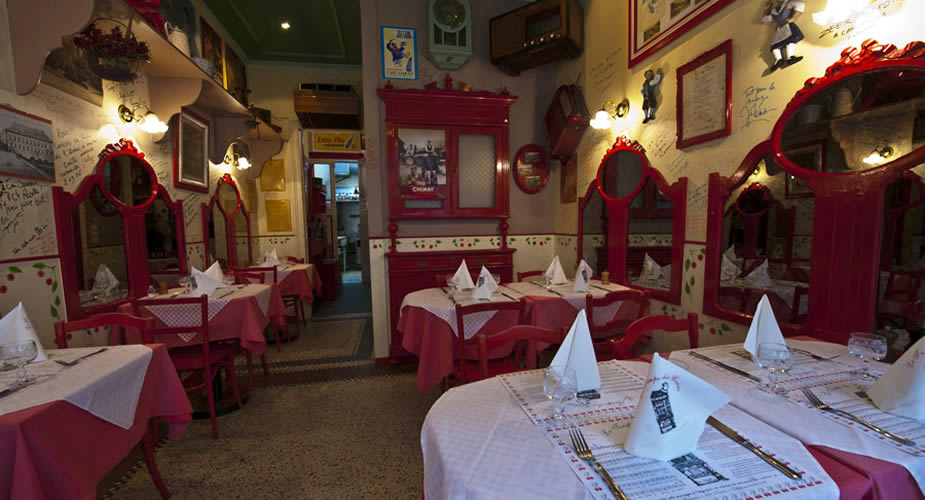 Lekker eten en drinken in Namen (Namur) (foto met dank aan: Le temps des Cerises) | Mooistestedentrips.nl