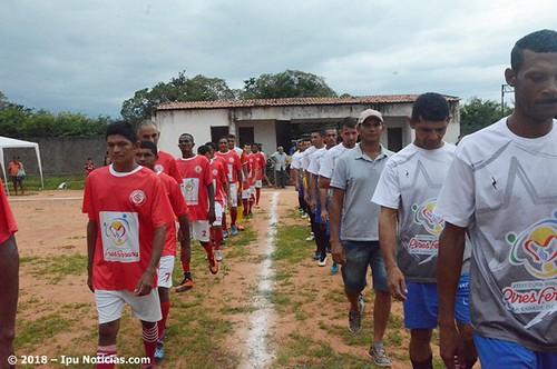 Botafogo da Lajinha é campeão master em Pires Ferreira