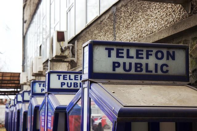 TELEFON PUBLIC