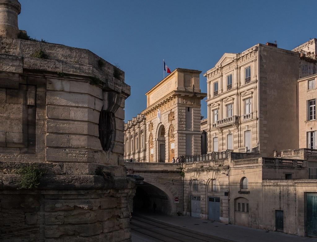 Montpellier : ville d'ombre et de lumière... La suite 39850322080_1f03ce55e8_b