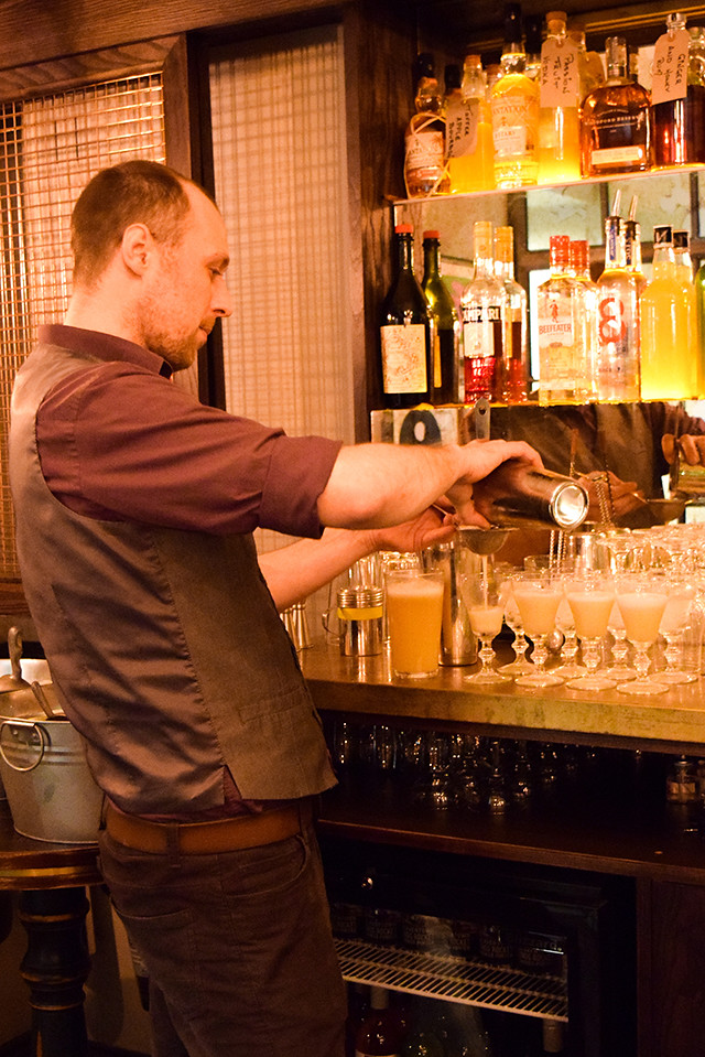 Cocktail Masterclass at the Portobello Star, Notting Hill #cocktails #london #nottinghill #portobelloroad