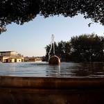 La fontana davanti a Villa Medici sul #Pincio È chiamata