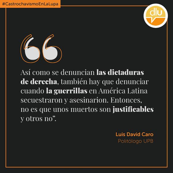 Castrochavismo: debate de un término en construcción