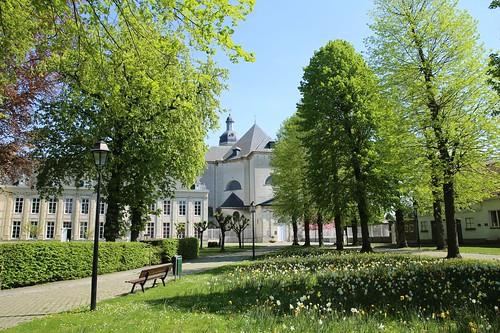 Abdij van Vlierbeek - Kessel-Lo (20/04/2018)