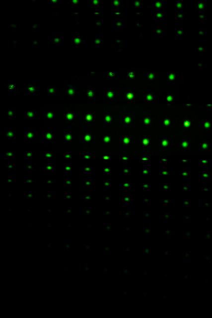 Laser Study 2, Paris, April 18