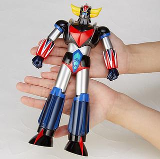 海洋堂 Sofubi Toy Box Hi-LINE006《克雷飛天神》宇宙的王者 參戰!UFOロボ グレンダイザー