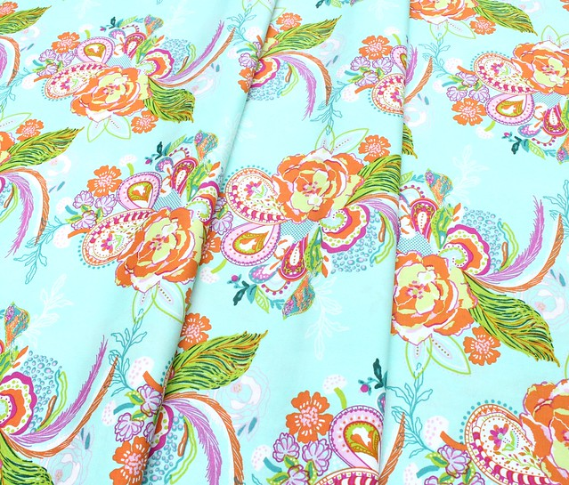Art Gallery Fabrics Petal&Plume Nib and Pluck Ursinia