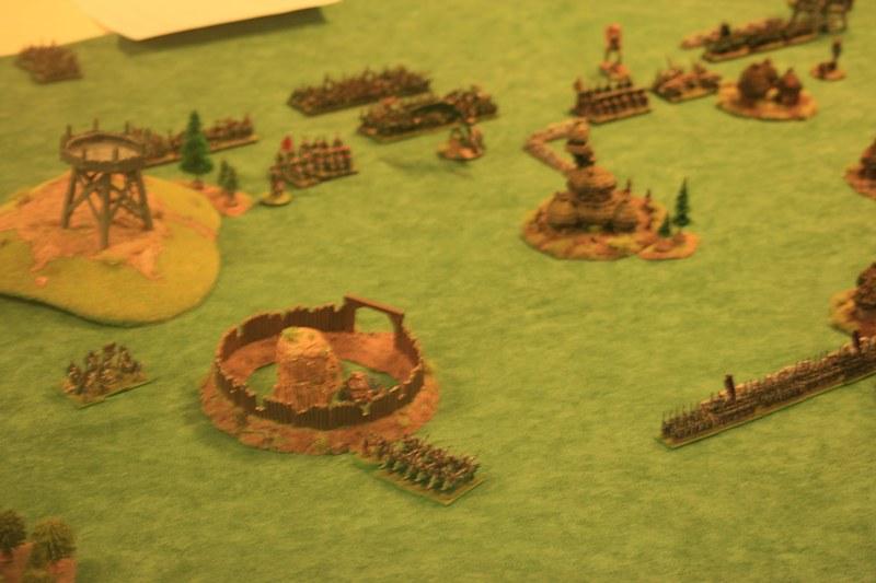 [1250 - Orcs & Gobs vs Elfes-Noirs] Attaque du village orc 40522672525_51132fc5fe_c