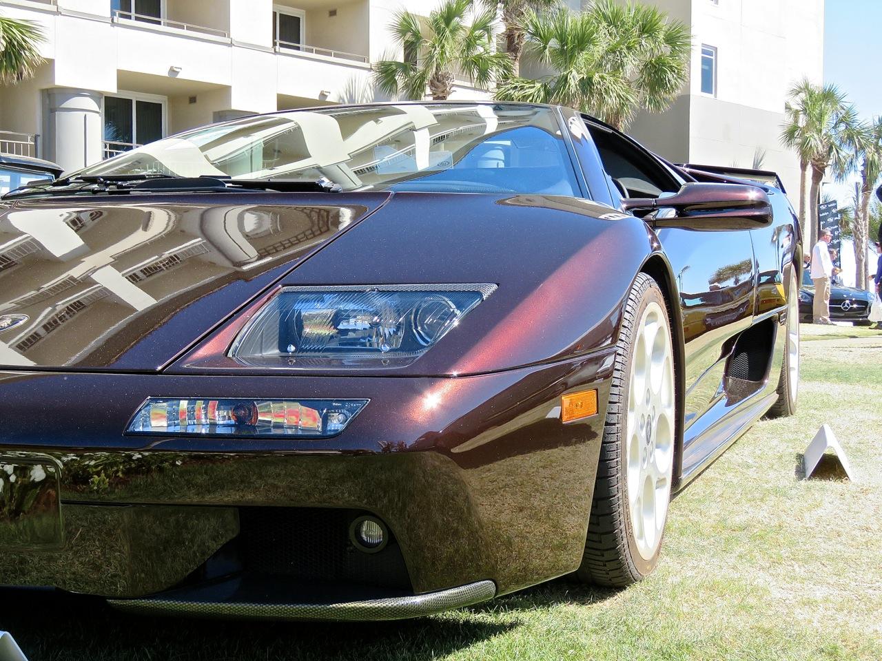 Brown Lamborghini Diablo 6.0 Amelia RM 8