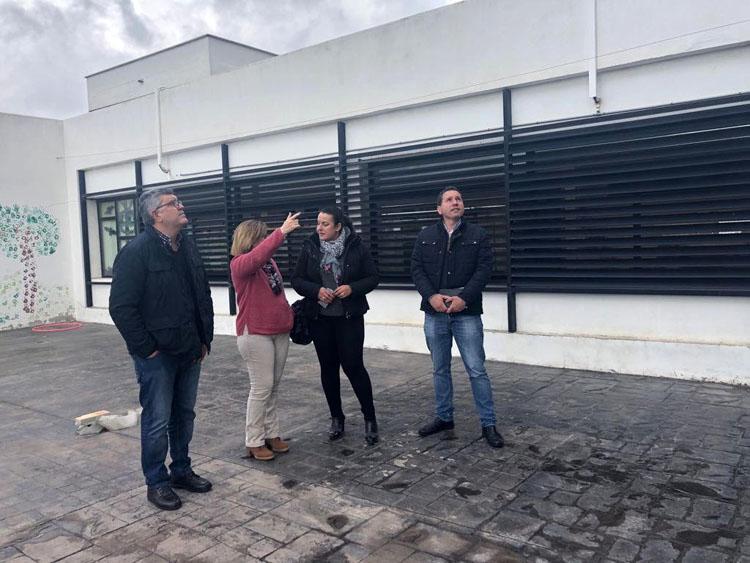 VISITA AL COLEGIO VIRGEN DE LA ESPERANZA1