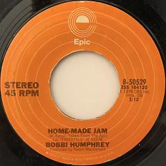 BOBBI HUMPHREY:HOME-MADE JAM(LABEL SIDE-A)