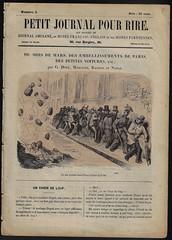 Petit Journal Pour Rire ( France 1850 )