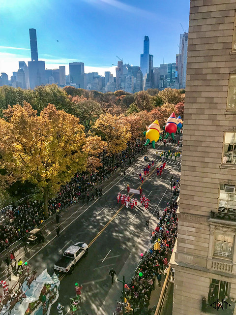 Thanksgiving Parade 2017