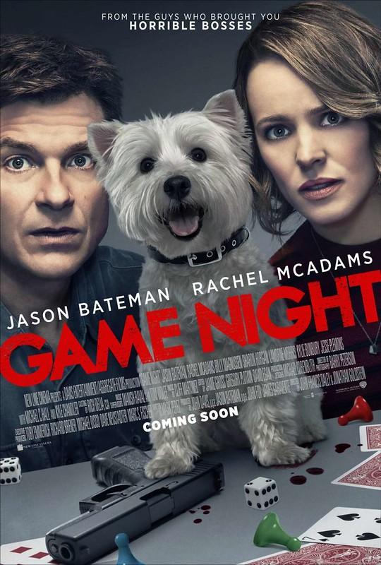 Game Night - Poster 4