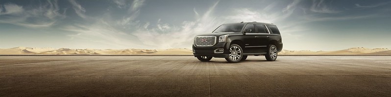 GMC Yukon Denali 25th anniversary carbonoctane