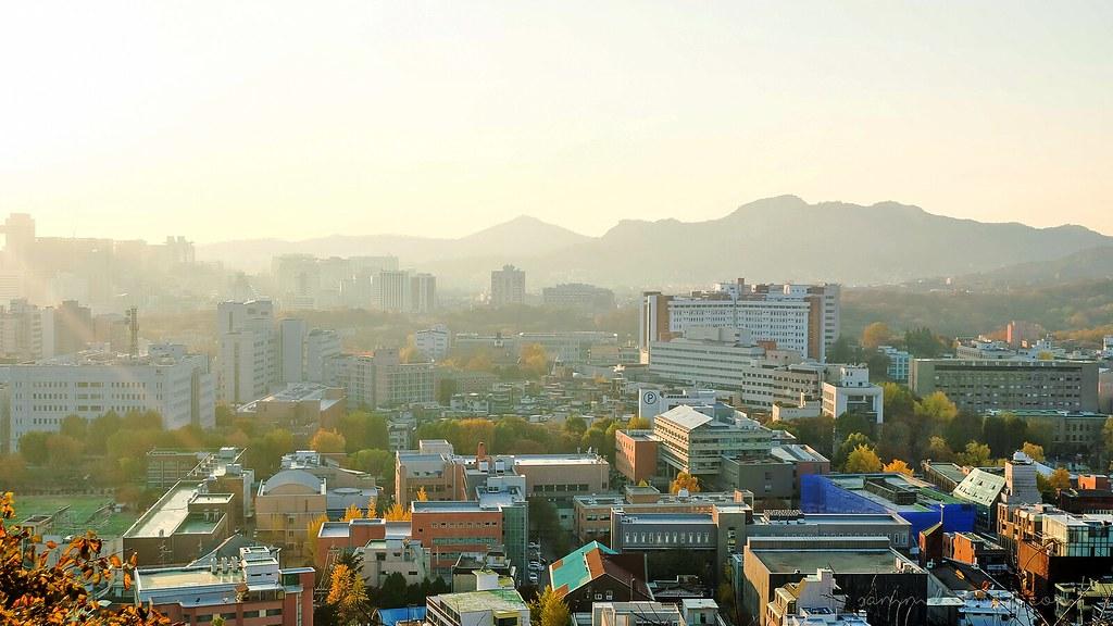 sunset_naksan_park_seoul