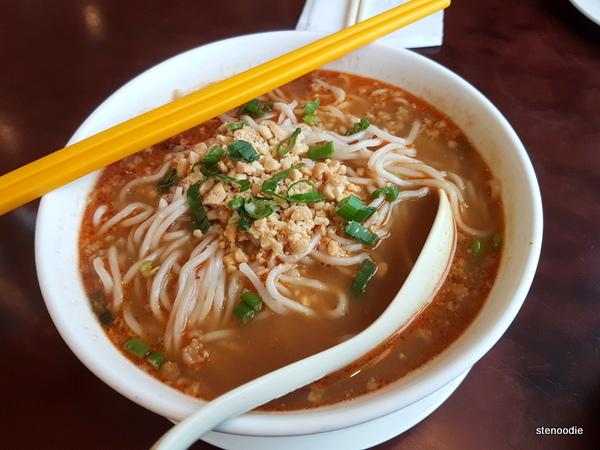 Dan Dan Spicy Noodle