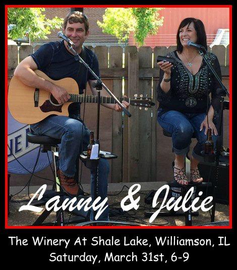 Lanny & Julie 3-31-18