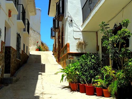 <Calle Pasillo de la Torre> Guaro (Málaga)