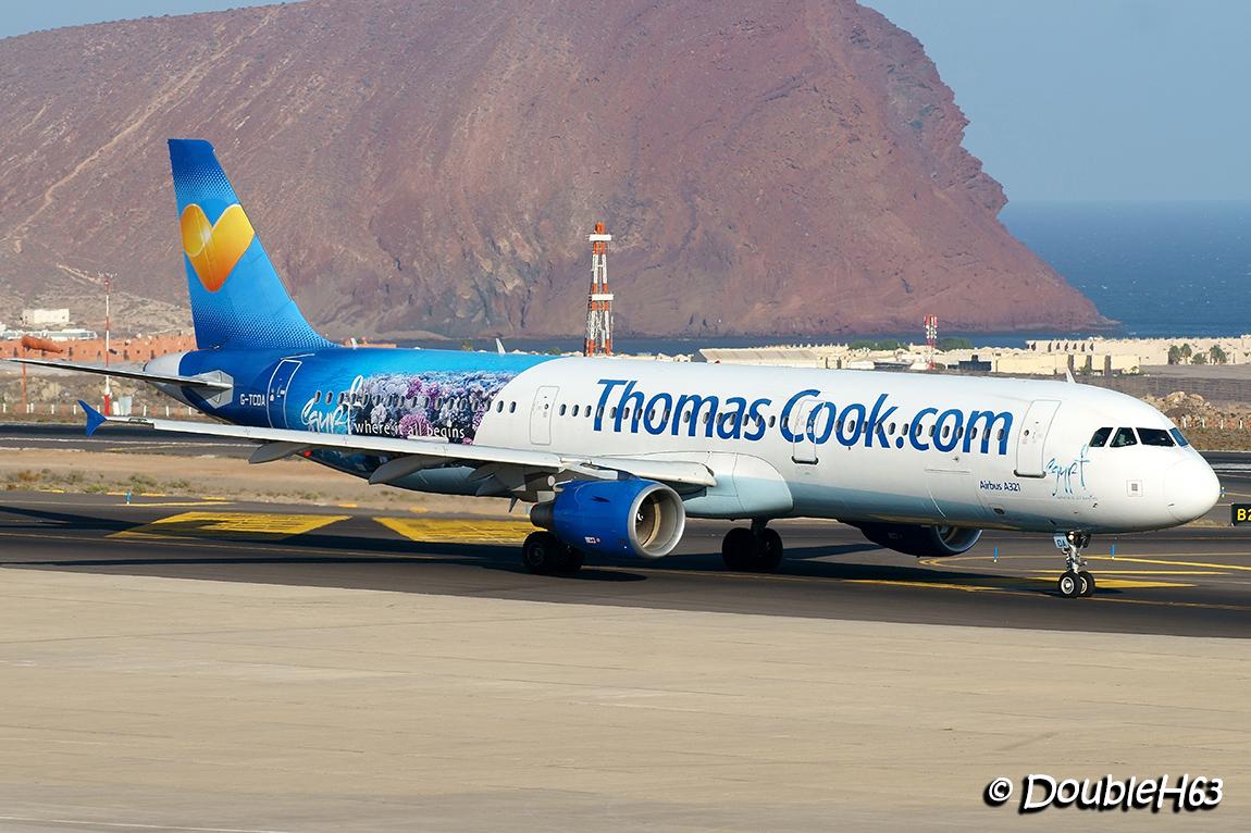G-TCDA A321 TCX TFS