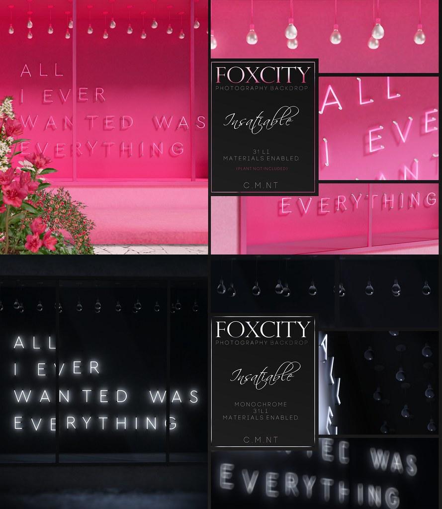 FOXCITY exclusive @ Blush - TeleportHub.com Live!